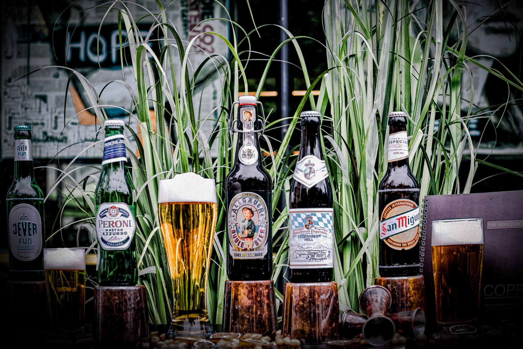 bier beer die sieger mannschaft copper bar restaurant room frankfurt alte oper events food drinks lounge