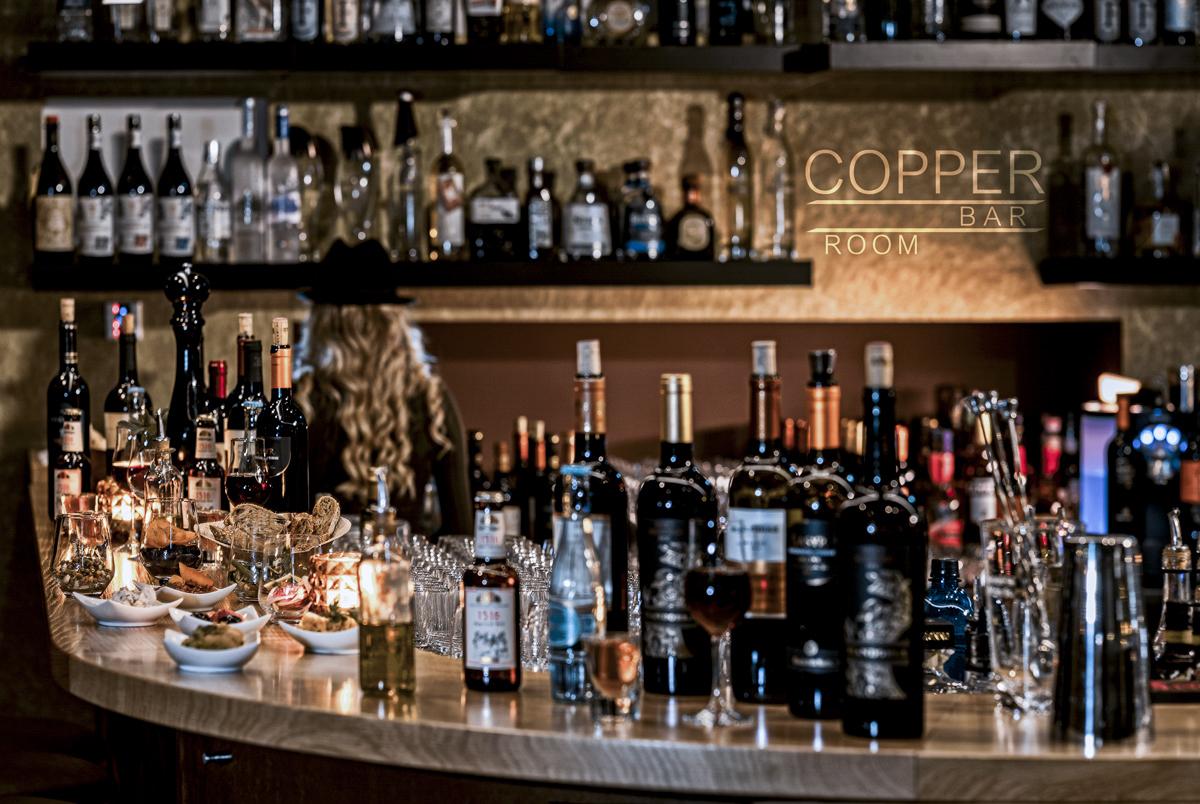 COPPER BAR & RESTAURANT FRANKFURT - Your Business After Hour