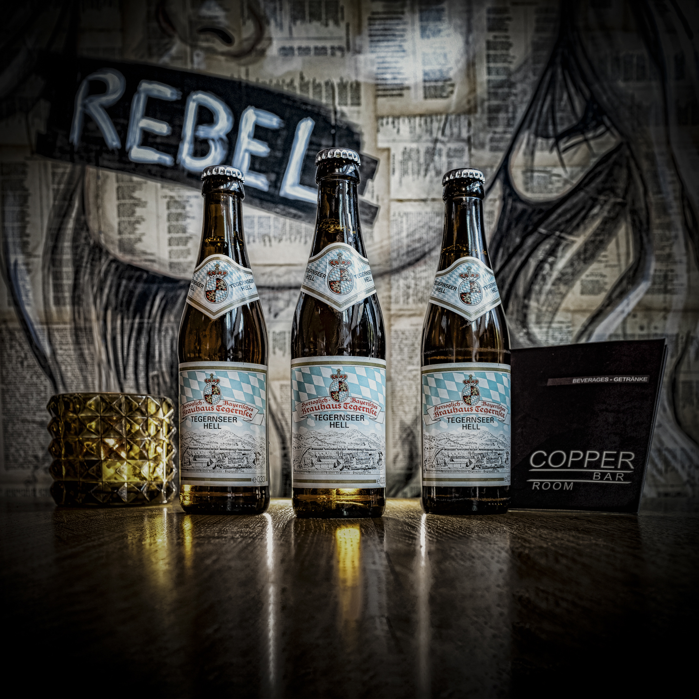 bier beer tegernsee copper bar restaurant room frankfurt alte oper events food drinks lounge