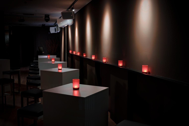copper room event location pop up restaurant frankfurt - © copper group gmbh
