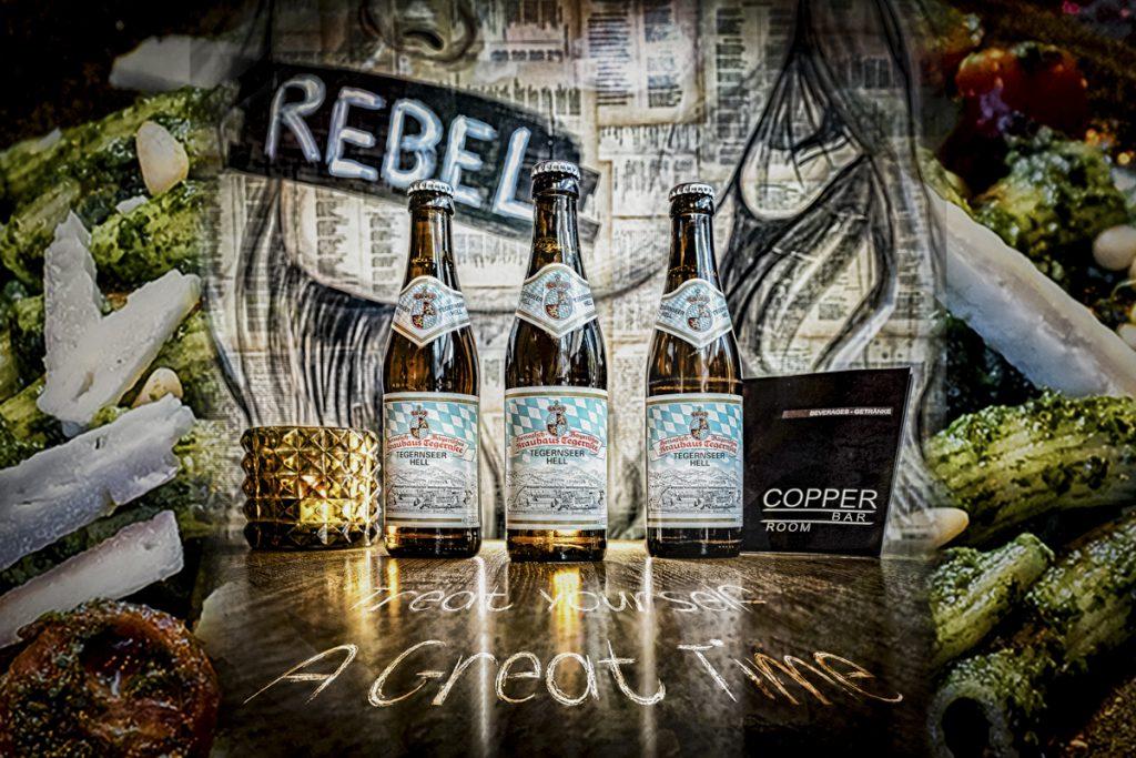 bier beer tegernsee copper bar restaurant room frankfurt alte op